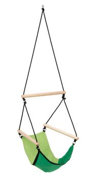 Swinger Green Children Hanging Chair