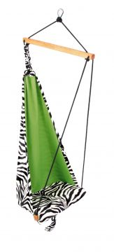 Hang Mini Zebra Children Hanging Chair
