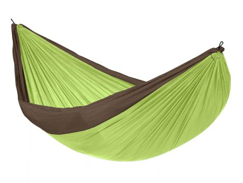 Travel Lime Double Camping Hammock