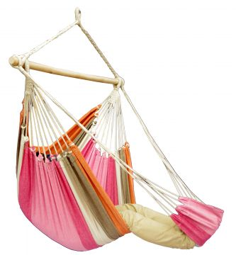Tropical Lychee Lounge Single Hanging Chair