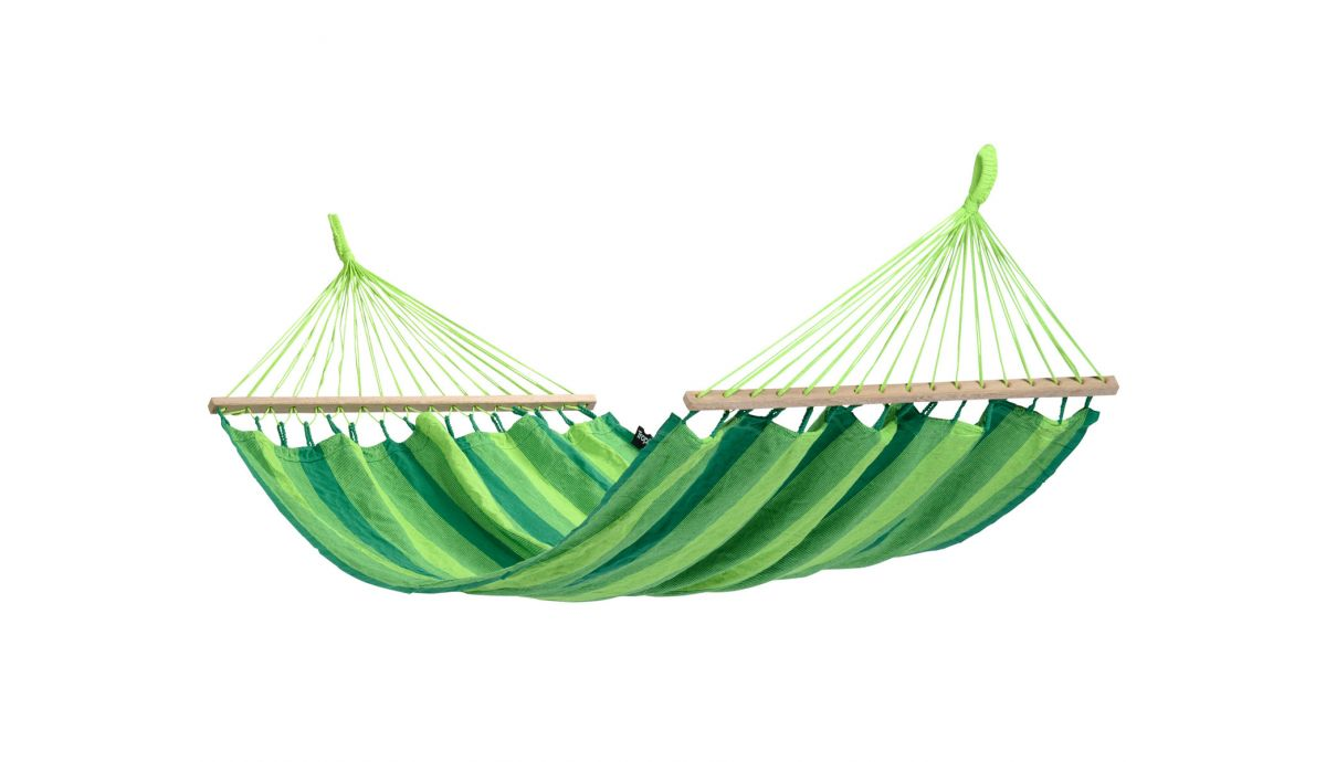 'Relax' Green Single Hammock