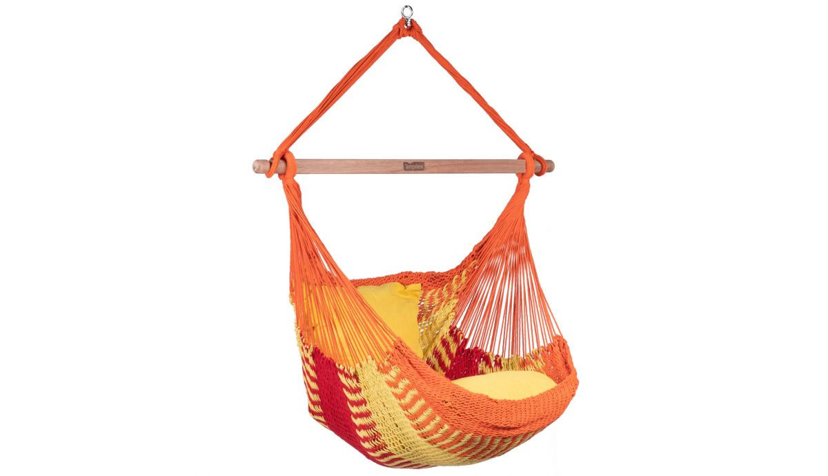 'Mexico' Fuego Single Hanging Chair