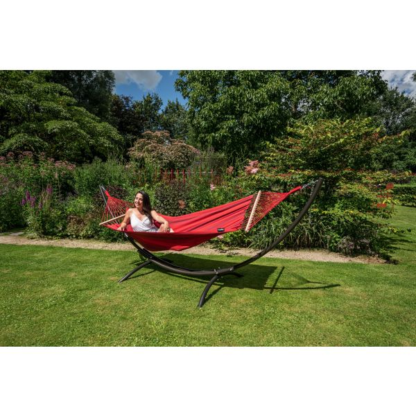 'Arc'  Single Hammock Stand